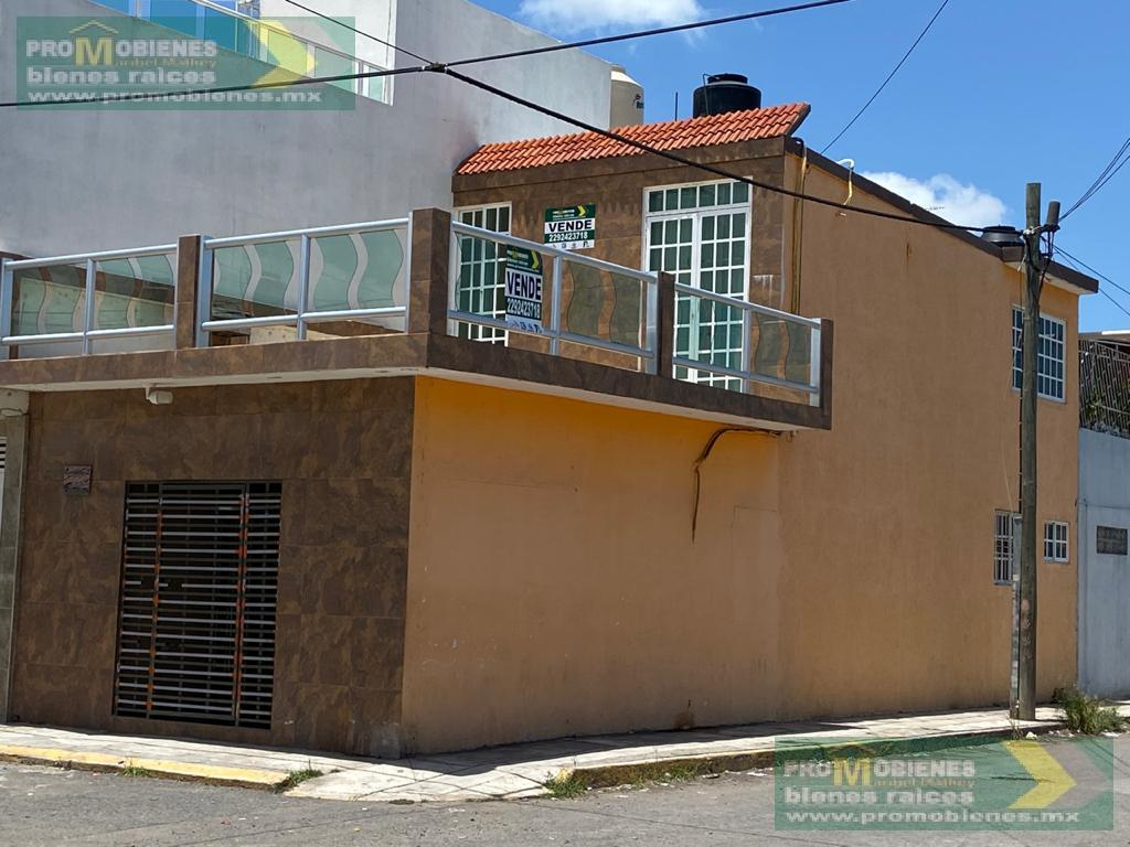 Foto Casa en Venta en  Fraccionamiento La Florida,  Veracruz  CASA EN VENTA EN FRACC LA FLORIDA