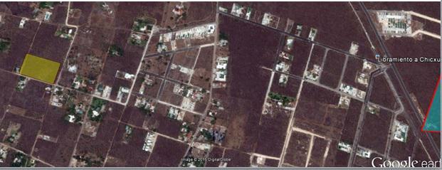 Cholul, Yucatán venta de Terreno de 7200 m²