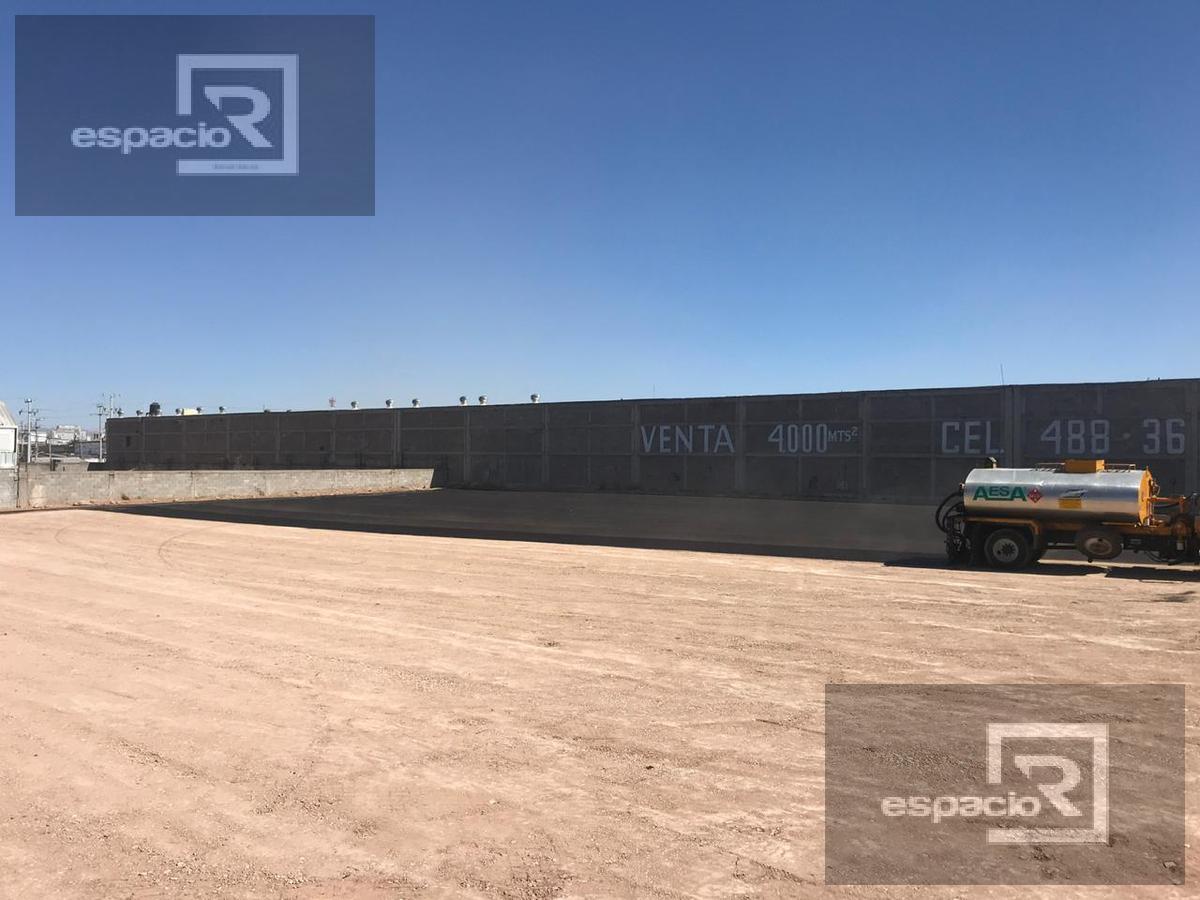 Foto Terreno en Venta en  Robinson,  Chihuahua  TERRENO EN VENTA CERCA DE LA CENTRAL DE ABASTOS