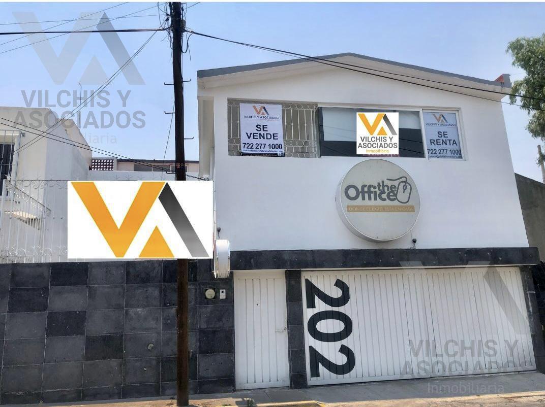 Foto Casa en Venta en  Colón,  Toluca  CASA  PARA OFICINAS O HABITACIONAL EN COLONIA CIPRES TOLUCA