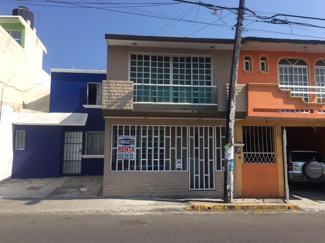 Foto Casa en Renta en  Unidad habitacional Coyol Bolívar,  Veracruz  Eje 1 Poniente # 112 entre Alcocer y calle de las Brisas, Unidad Hab Coyol Bolivar, Veracruz