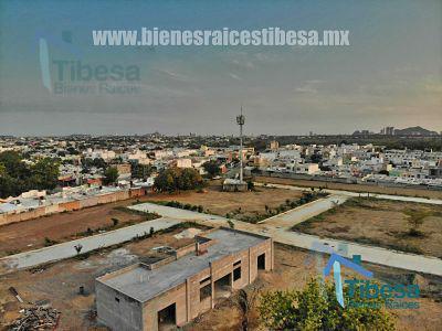 Foto Terreno en Venta en  Fraccionamiento Real del Valle,  Mazatlán  Avenida Perez Escobosa