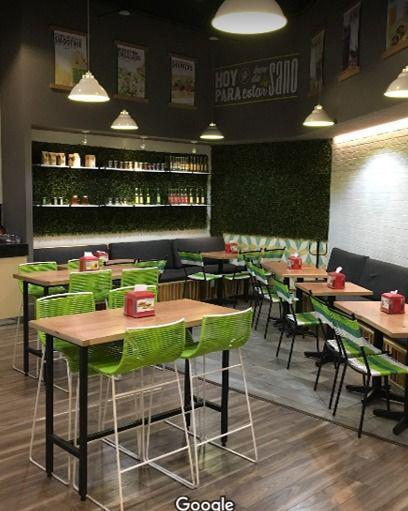 Foto Local en Venta en  Santa Fe Cuajimalpa,  Cuajimalpa de Morelos  En traspaso Local de 77 m2 en Zentrika Santa Fe Food Court