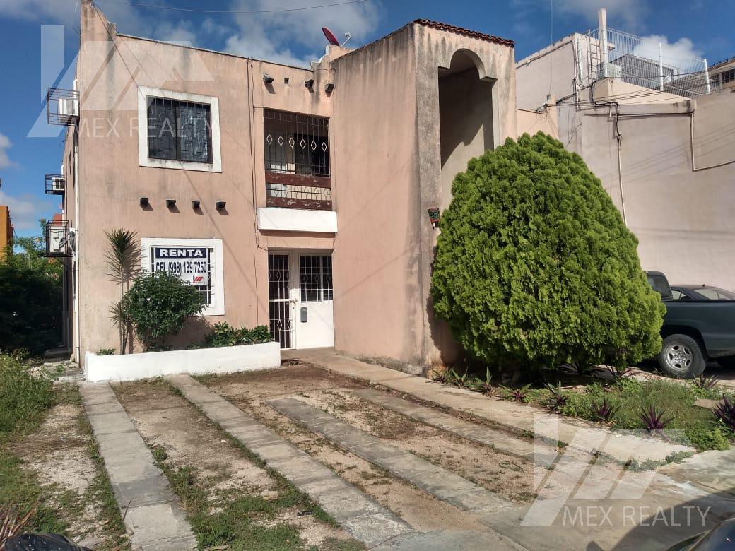 Foto Casa en Renta en  Cancún,  Benito Juárez  CASA EN RENTA, SM 506, CALLE ZAFIRO, CANCUN, Q. ROO $6,000, GERA92020