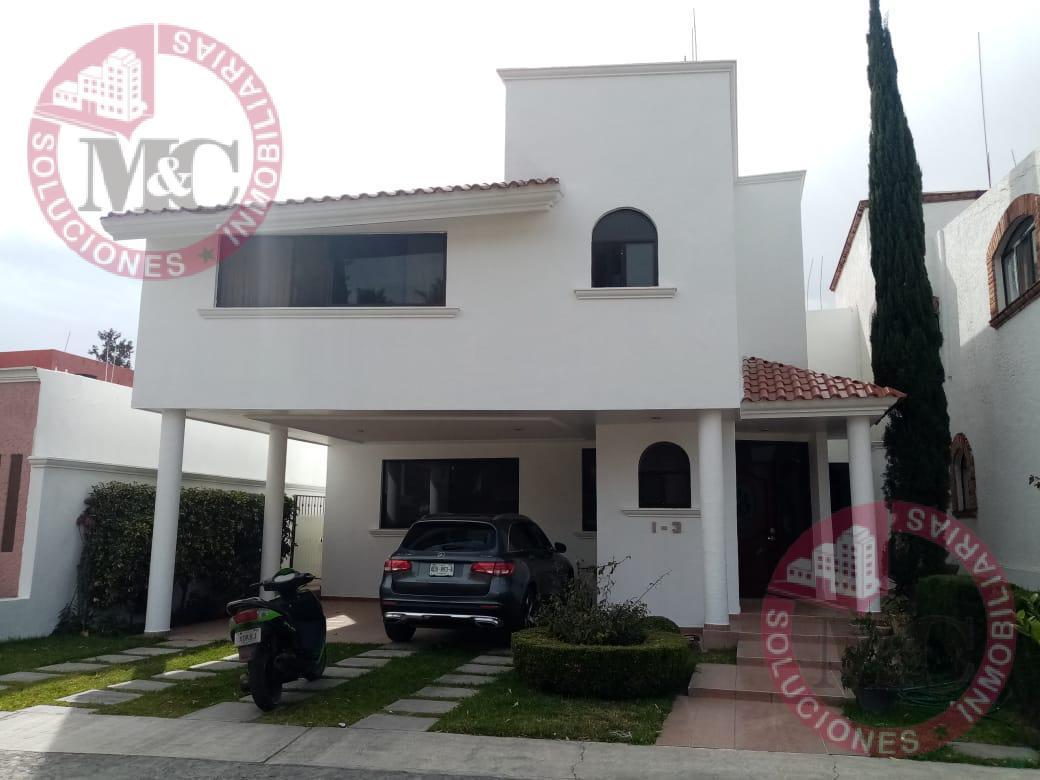 Foto Casa en Renta en  Condominio Residencial Pulgas Pandas Norte,  Aguascalientes  RENTA HERMOSA RESIDENCIA EN PULGAS PANDAS NORTE