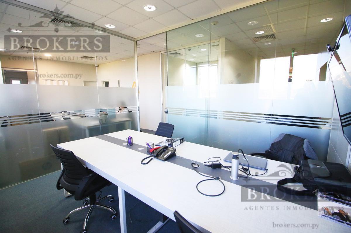 Foto Oficina en Venta en  Ycua Sati,  Santisima Trinidad  Vendo Oficina Rentada De 94 M2 En El WTC Asunción