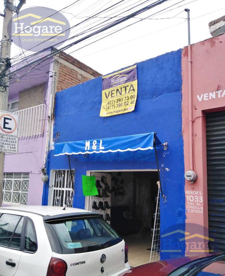 Casa en Venta Ideal para Negocio o Bodega en Héroes de la Independencia a 5 mins de la Central Camionera de León Gto.