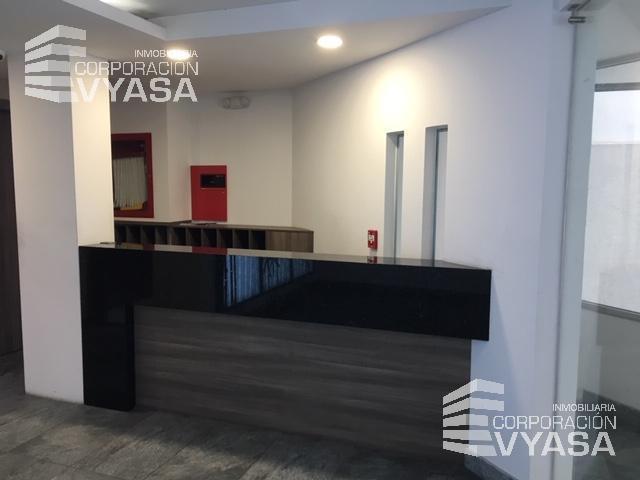 Foto Oficina en Venta en  La Carolina,  Quito  La Carolina - Av. de Los Shyris