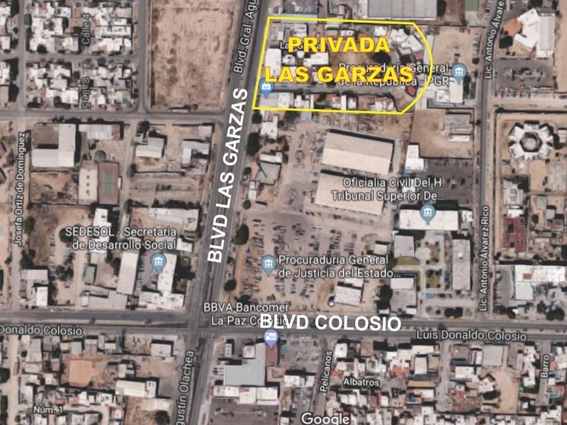 Foto Terreno en Venta en  Privada Las Garzas,  La Paz  TERRENO PRIVADA LAS GARZAS