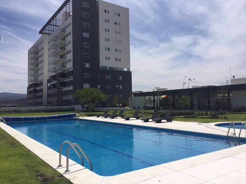 Foto Departamento en Renta en  Juriquilla,  Querétaro  Departamento Amueblado en Renta en Juriquilla Life
