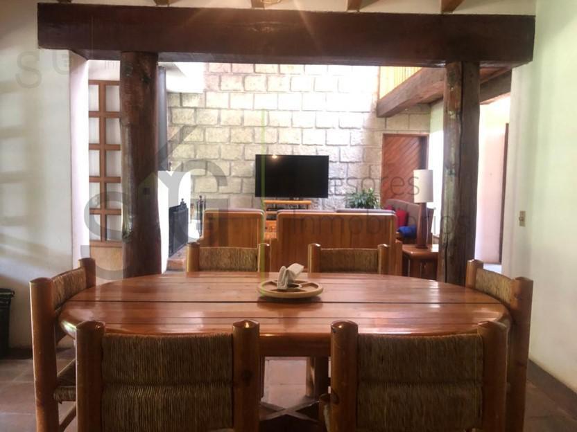 Foto Casa en condominio en Venta en  Avándaro,  Valle de Bravo  SKG Asesores Inmobiliarios vende Casa en Condominio Horizontal, Avandaro, Valle de Bravo