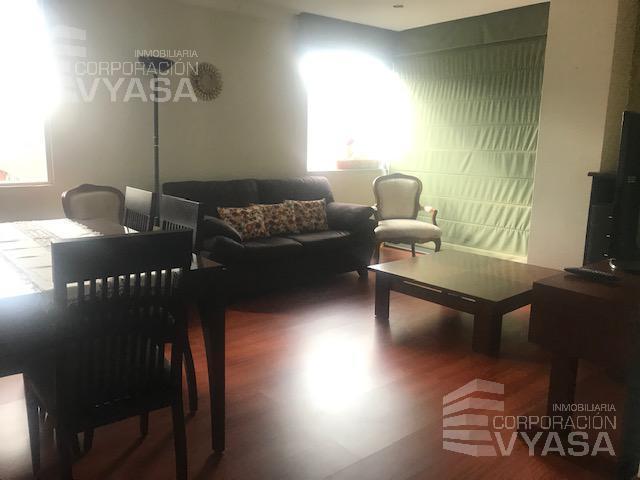 Foto Departamento en Alquiler en  Centro Norte,  Quito  Coruña - La Floresta, Suite amoblada de renta 75 m2