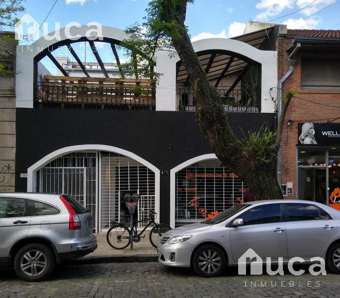 Foto Local en Venta en  S.Isi.-Centro,  San Isidro  RUCA INMUEBLES | Venta con Renta | Excelente local en caso historico | SAN ISIDRO | Chacabuco 400