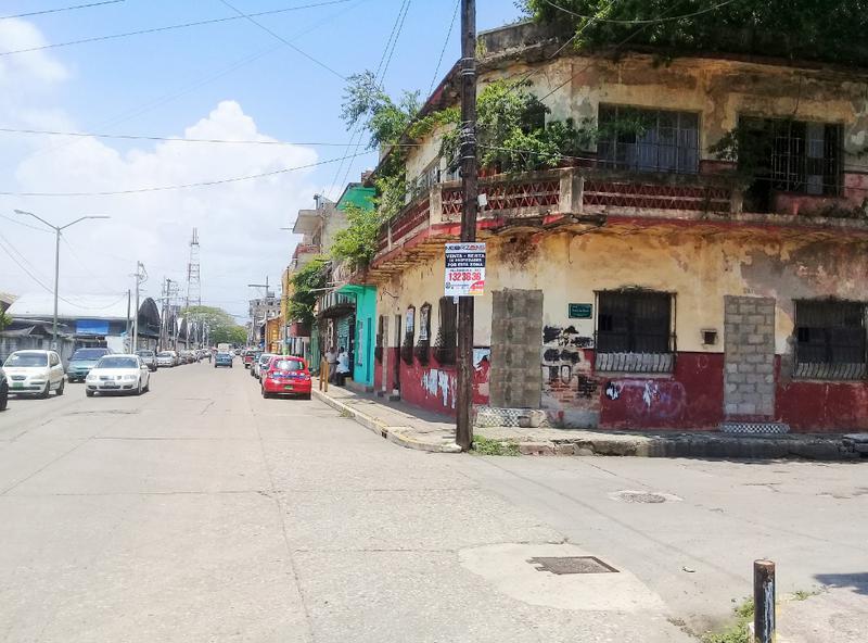 Foto Edificio Comercial en Venta en  Tampico Centro,  Tampico  Venta de Edificio en Tampico Zona Centro Calle General San Martín