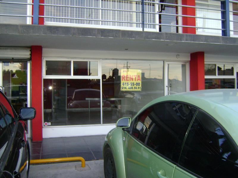 Foto Oficina en Renta en  San Felipe,  Chihuahua  PLANTA BAJA ,OFICINA O LOCAL PLAZA CID   RENTA