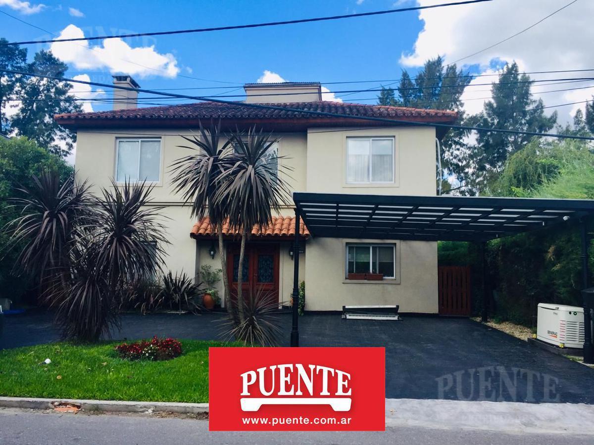 Foto Casa en Venta en  Venado  II,  Countries/B.Cerrado (E. Echeverría)  Venado II lote al 100