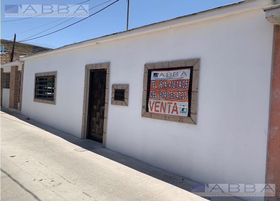 Foto Casa en Venta en  Obrera,  Chihuahua  CASA EN VENTA CENTRICA DE UNA PLANTA