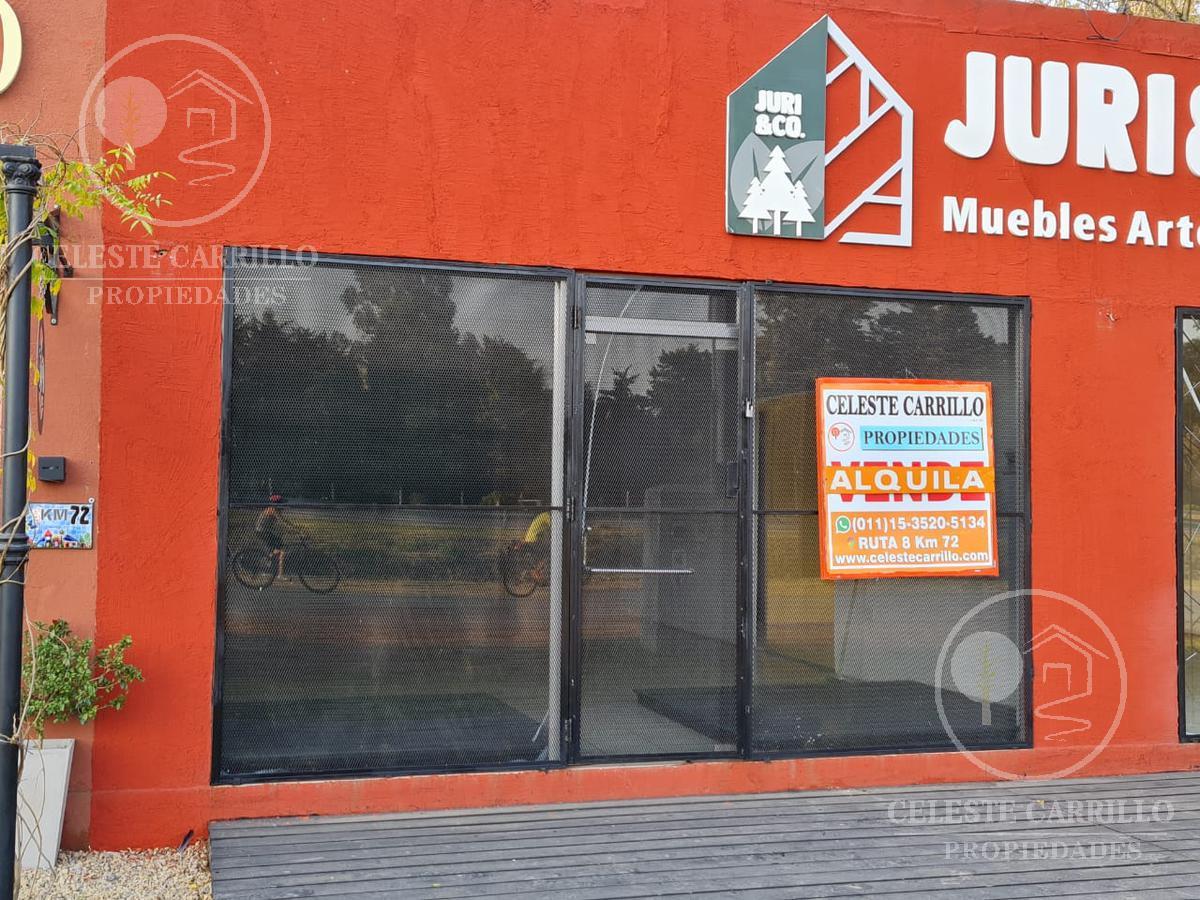 Foto Local en Alquiler en  Los Pinos (Pda. Robles),  Parada Robles  Ruta 8 km 72