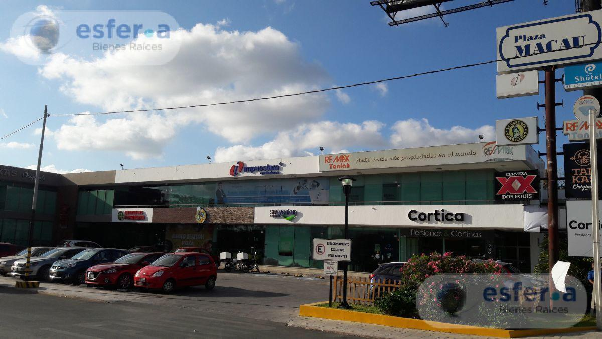 Foto Local en Renta en  Benito Juárez Nte,  Mérida  Local en renta en plaza comercial sobre Av. García Lavin