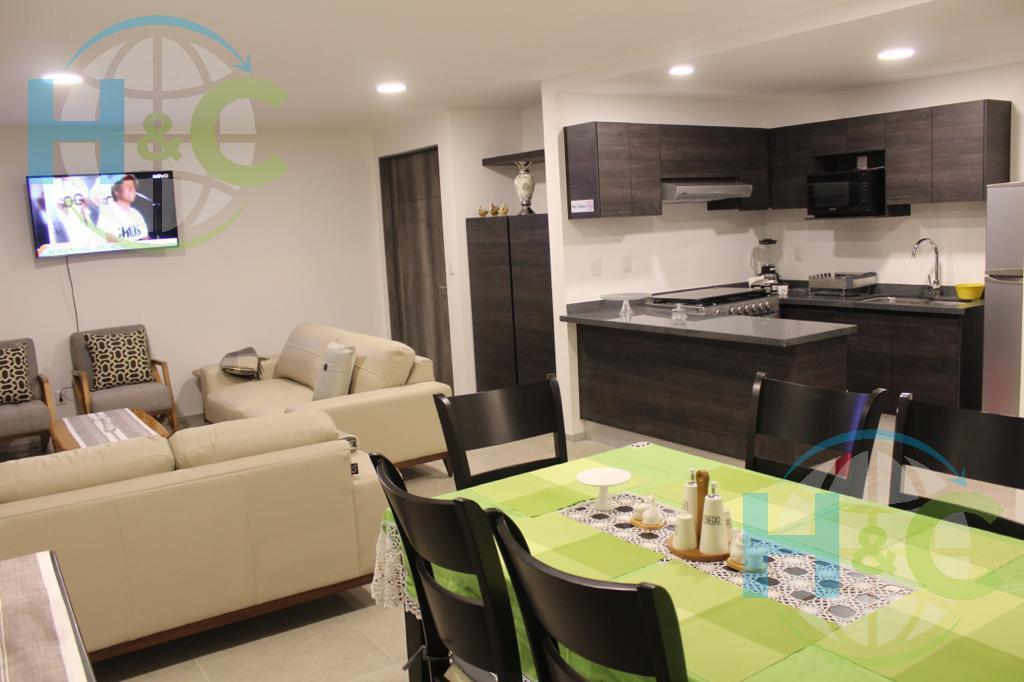 Foto Casa en Renta en  Milenio,  Querétaro  RENTA DEPARTAMENTO AMUEBLADO EN MILENIO III