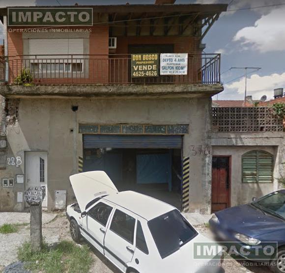 Foto Local en Venta en  Villa Luzuriaga,  La Matanza  Local con departamento sobre La Porteña al 200