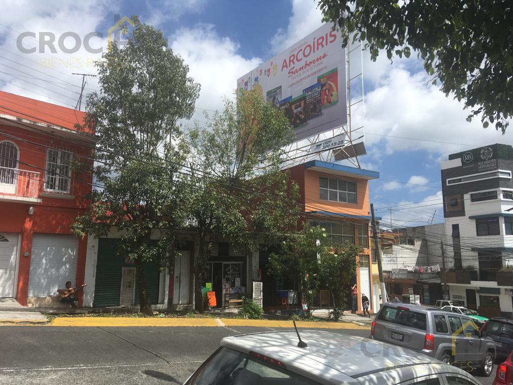Foto Terreno en Venta |  en  Xalapa Enríquez Centro,  Xalapa  Se vende terreno con construcción en Xalapa, Ver. Zona 20 de noviembre y 5 de febrero, zona centro de alta plusvalía