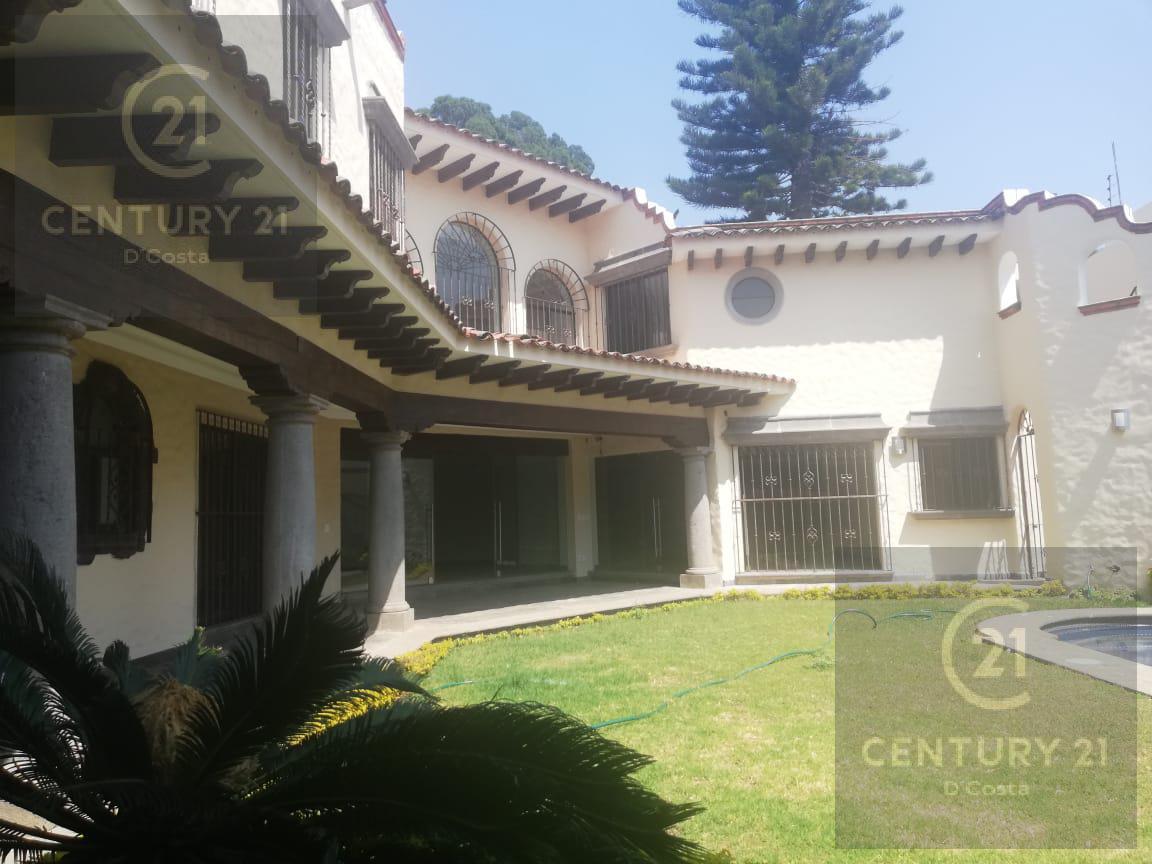 Foto Casa en Venta en  Fraccionamiento Rancho Cortes,  Cuernavaca  Casa Rancho Cortes Cuernavaca
