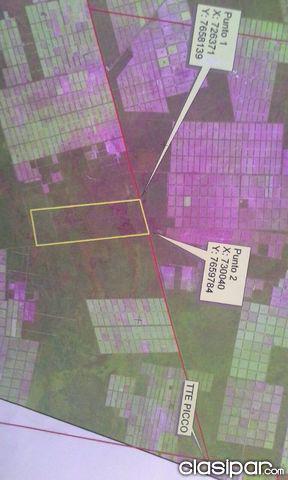 Foto Campo en Venta |  en  Mariscal José Félix Estigarribia ,  Boquerón  Vendo campo virgen de 5.000 has en fortin Tte. Picco - Chaco, Boqueron