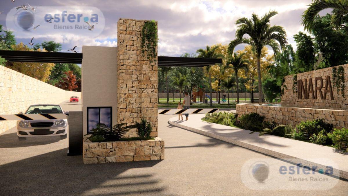 Foto Terreno en Venta en  Pueblo Cholul,  Mérida  Privada Inara  Lotes Residenciales