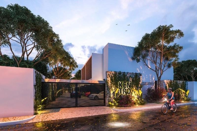 Foto Casa en condominio en Venta en  Montes de Ame,  Mérida  Kentro Townhouse en Venta  Montes de Ame, Mérida Yucatán