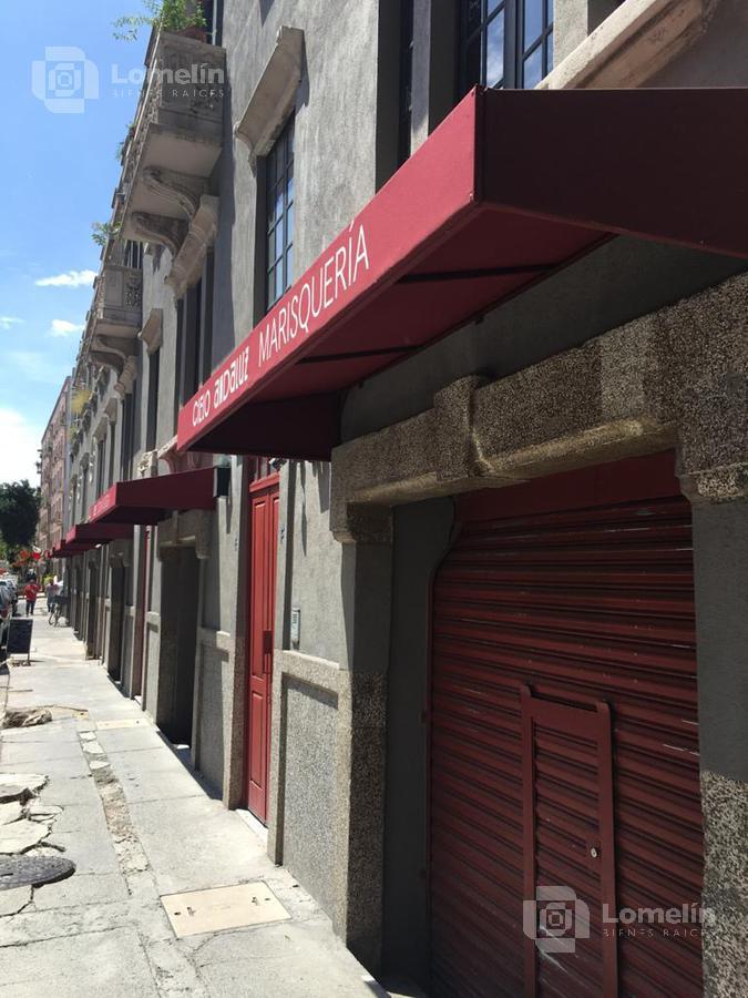 Foto Local en Venta en  Cuauhtemoc ,  Ciudad de Mexico  Local Comercial  en Venta / Revillagigedo 75 / Centro