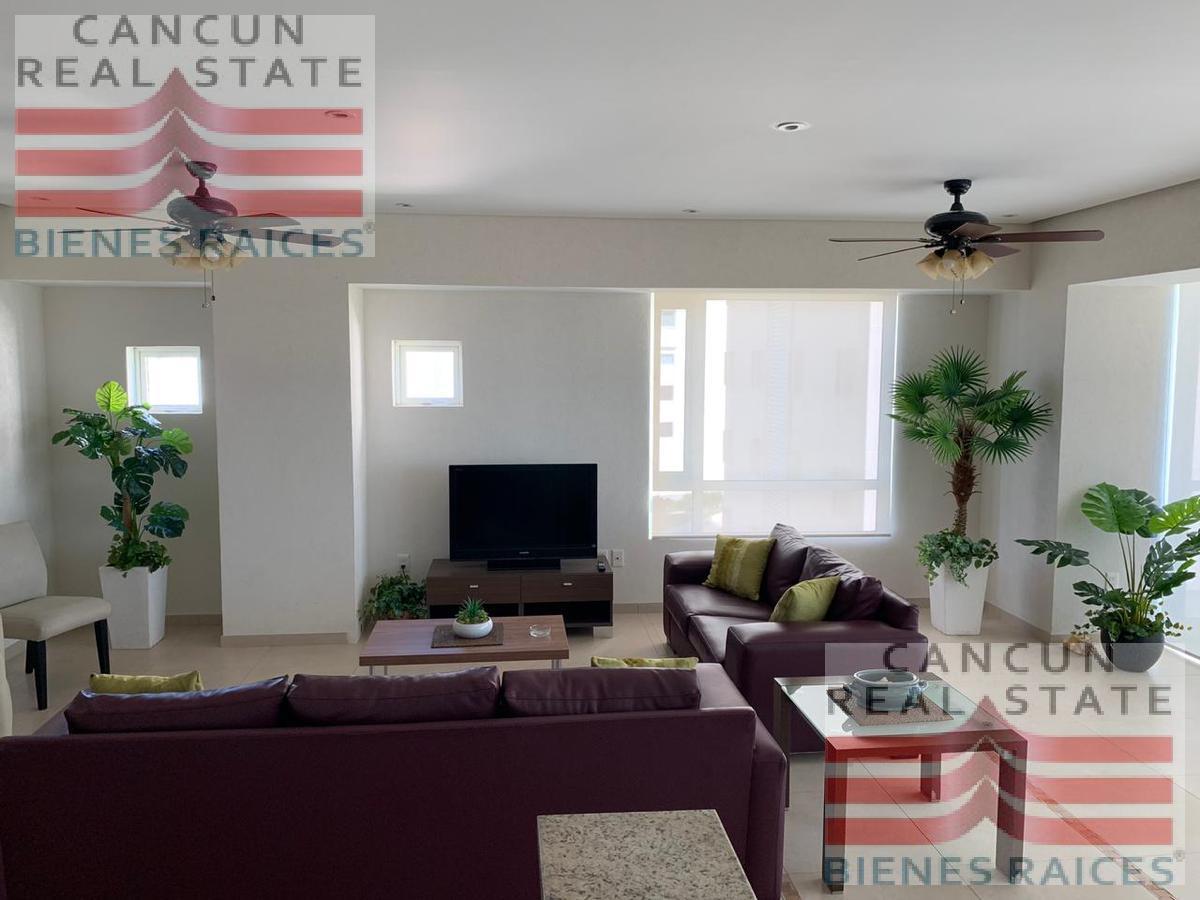 Foto Departamento en Renta en  Puerto Cancún,  Cancún  Cancun Towers renta