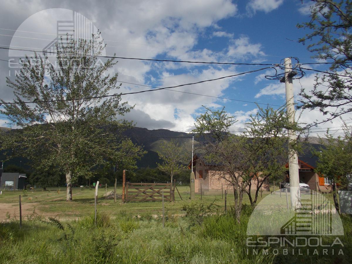 Foto Terreno en Venta en  Cortaderas,  Chacabuco  Cortaderas-B° El Justino