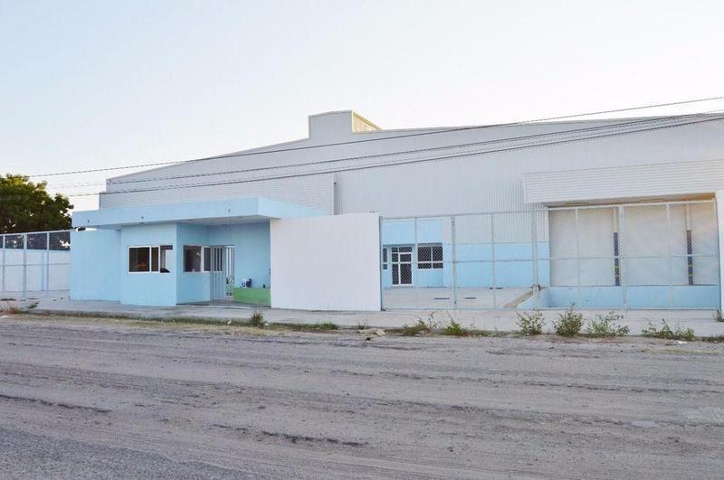Foto Bodega Industrial en Renta en  Parque Industrial,  La Paz  BODEGA PARQUE INDUSTRIAL