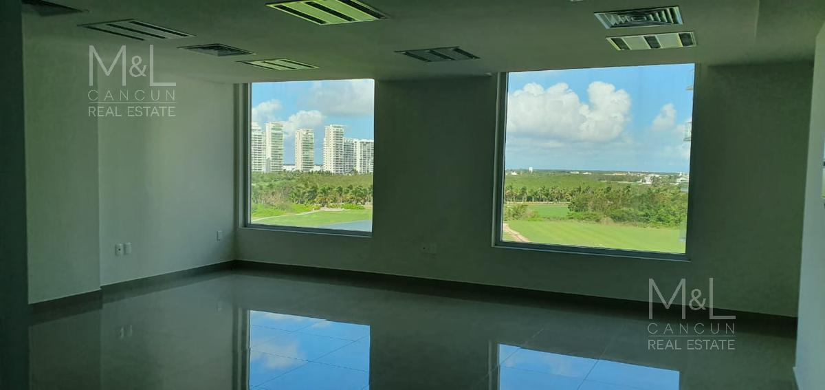 Foto Oficina en Venta en  Puerto Cancún,  Cancún  Oficina en Venta en Cancún, Diomeda Puerto Cancún, 47 m2