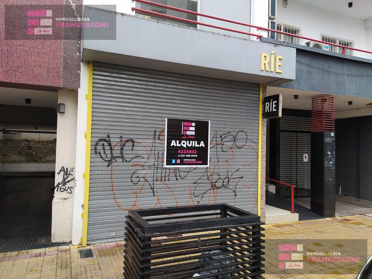 Foto Local en Alquiler en  Microcentro,  La Plata  50 4 y 5