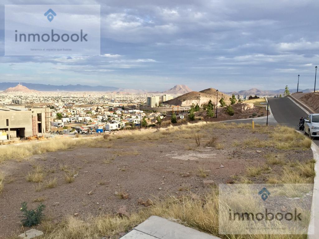 Foto Terreno en Venta en  Dominion Residencial,  Chihuahua  Terreno en Venta, Esquina y Frente a Parque Dominion Residencial