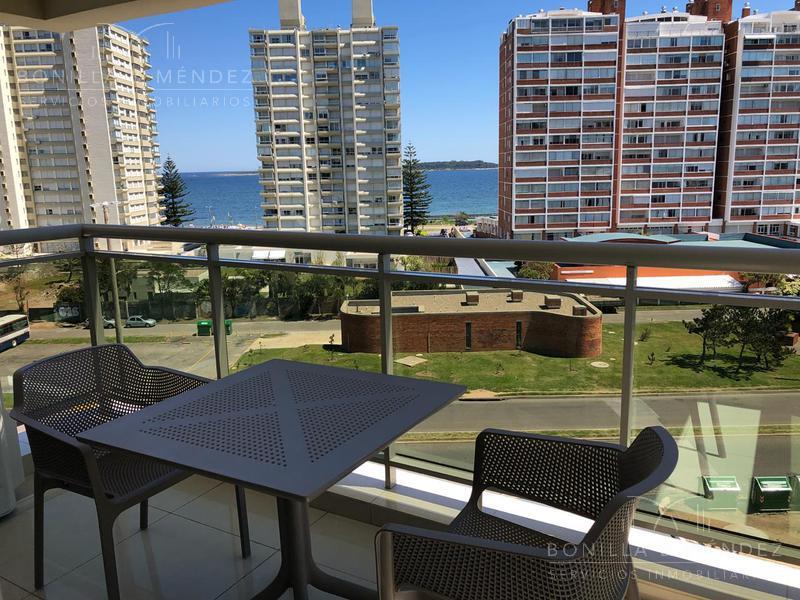 Foto Departamento en Venta | Alquiler temporario en  Playa Brava,  Punta del Este  Boulevard Artigas y Parada 1