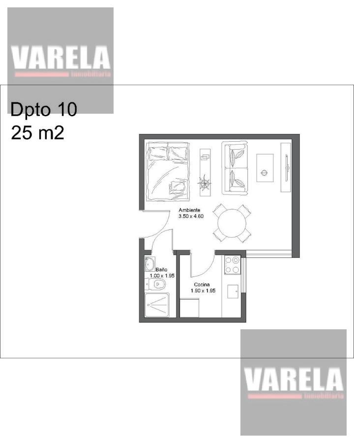 Foto PH en Venta en  Velez Sarsfield ,  Capital Federal  Moreto 33 PH 10