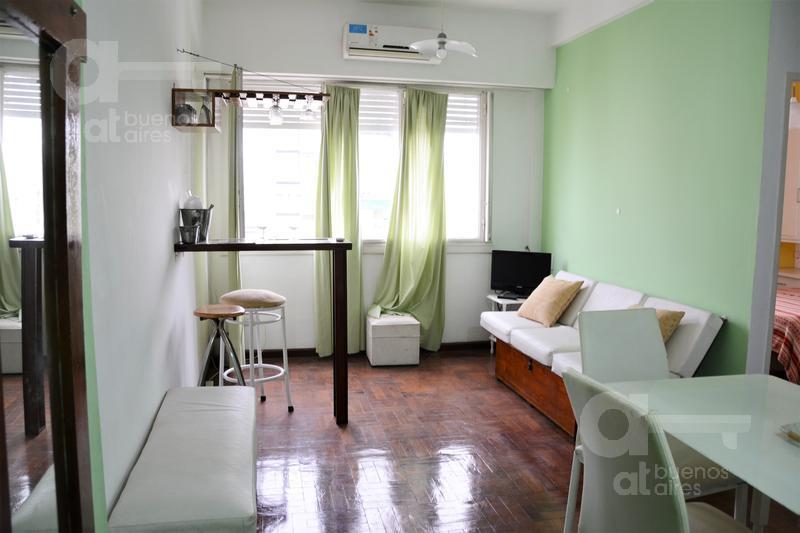 Foto Departamento en Alquiler temporario en  San Telmo ,  Capital Federal  Av. Brasil al 300
