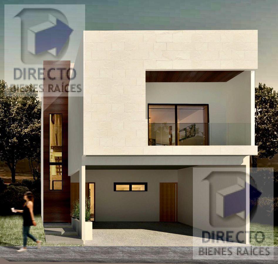 Foto Casa en Venta en  Cumbres Platino,  Monterrey  Aurora al 100