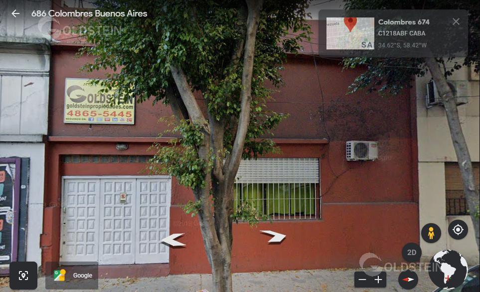 Foto Terreno en Venta en  Boedo ,  Capital Federal  COLOMBRES 600