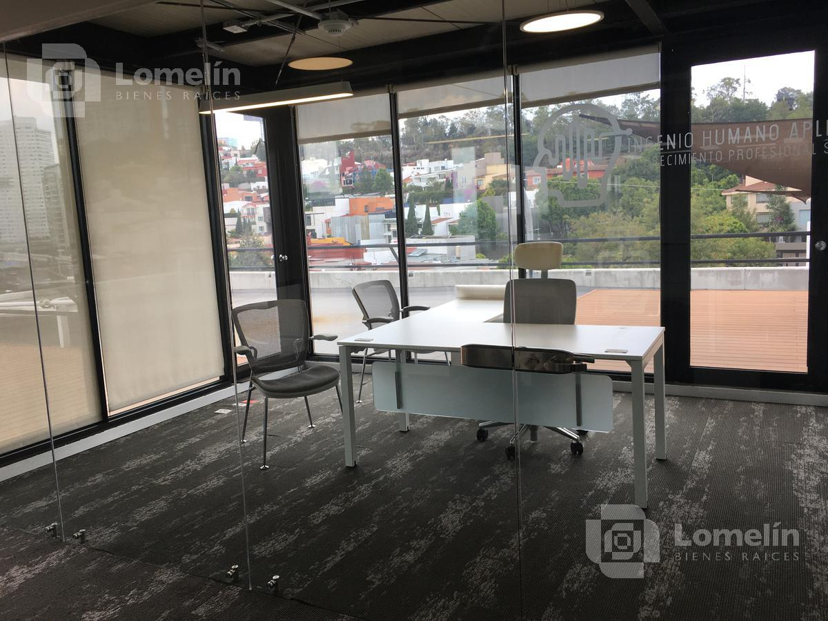 Foto Oficina en Renta en  Paseo de las Lomas,  Alvaro Obregón  PH de Oficinas en renta con terraza Plug and Play / Av. Paseo de la Reforma 115