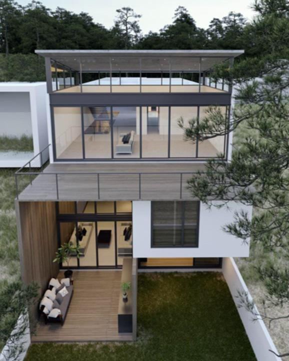 Foto Casa en Venta en  Bosque Real,  Huixquilucan  Preventa casa en OBRA BLANCA, Real del Jardín , Bosque Real (VW)