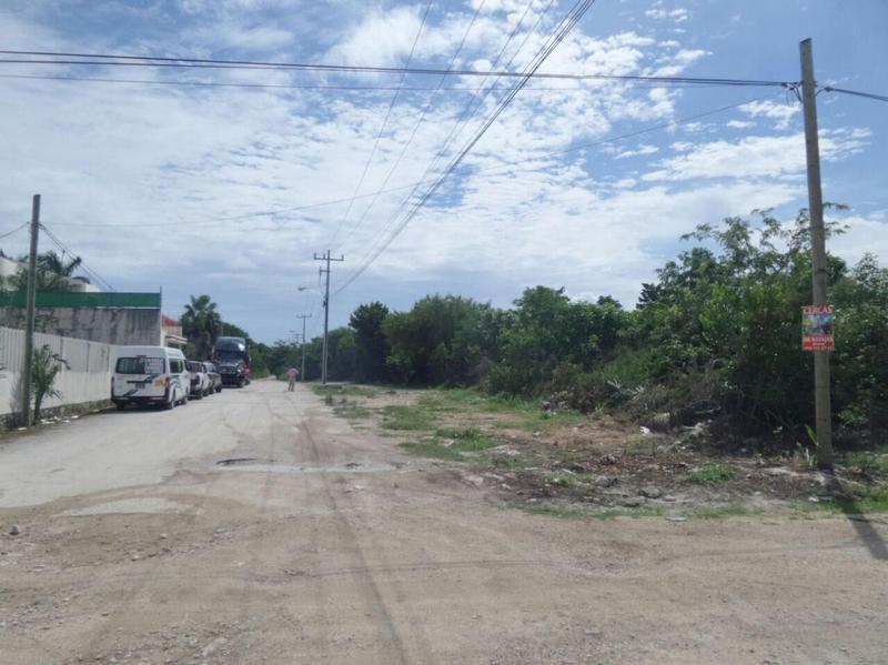 Foto Terreno en Venta en  Alamos I,  Cancún  venta terrenos alamos