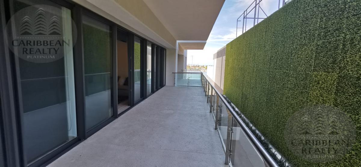 Foto Departamento en Venta en  Puerto Cancún,  Cancún  LUJOSO DEPARTAMENTO EN VENTA MARINA CONDOS - PUERTO CANCUN