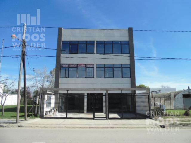 Foto Oficina en Alquiler en  Ingeniero Maschwitz,  Escobar   OFICINA Colectora Oeste al 1000
