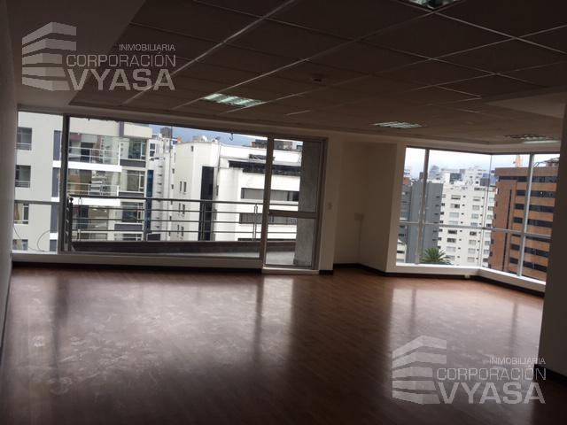 Foto Oficina en Alquiler en  Norte de Quito,  Quito  AV. 6 DE DICIEMBRE -  CERCA A LA PLAZA ARGENTINA, OFICINA DE ARRIENDO DE  54,00 M2