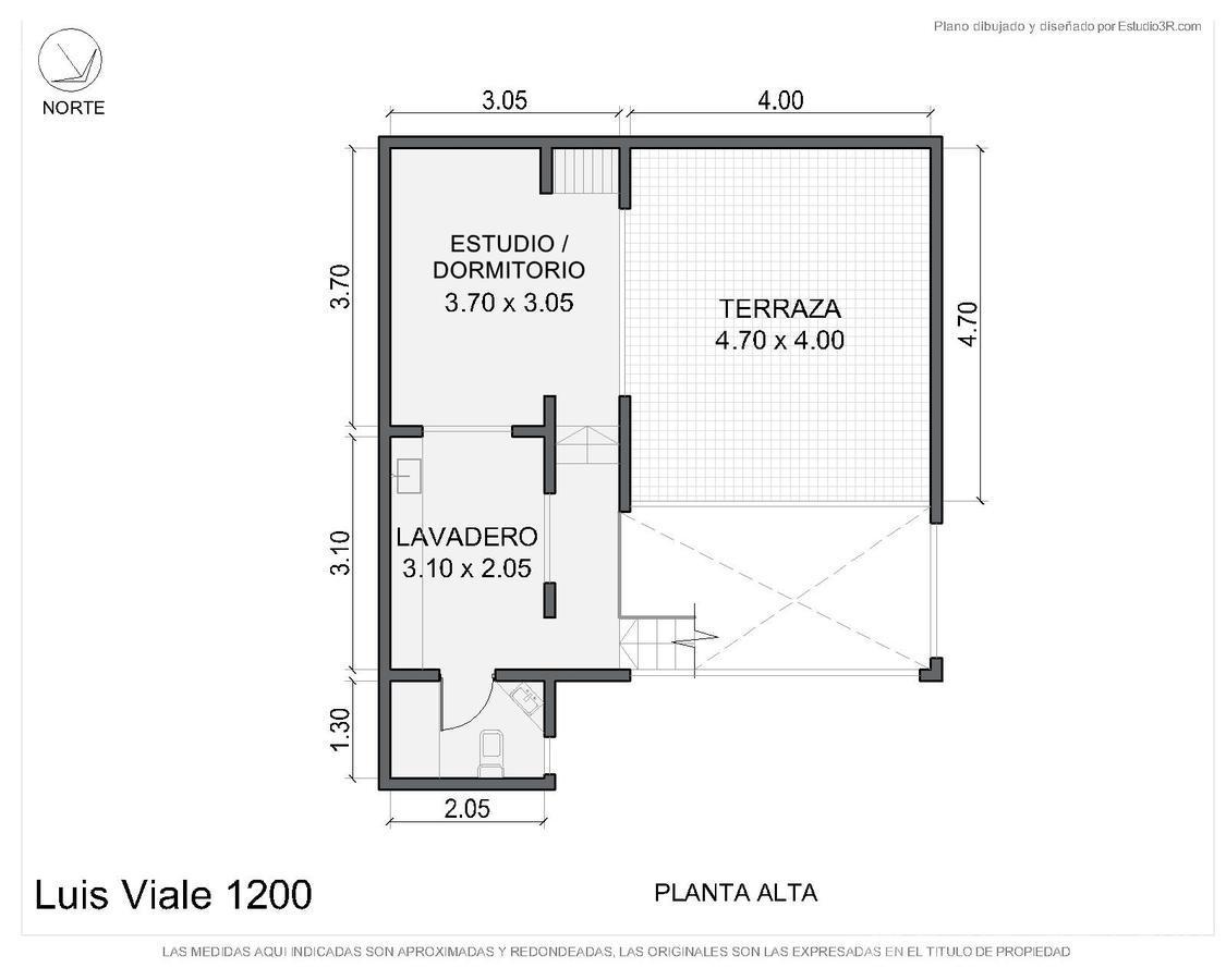 Foto PH en Venta en  Caballito ,  Capital Federal  Luis Viale al 1200