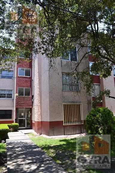 Foto Departamento en Renta en  Tlalpan ,  Distrito Federal  Periférico Sur 4091, Edificio V-4, Departamento 7, Conjunto Habitacional Emilio Portes Gil